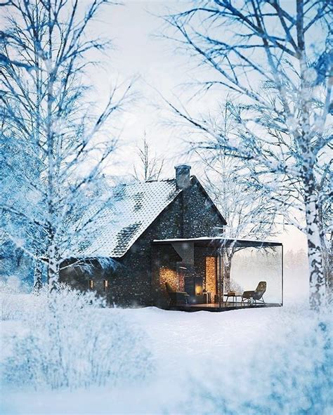 winter houses 785 best cabin images on pinterest tiny cabins cottage
