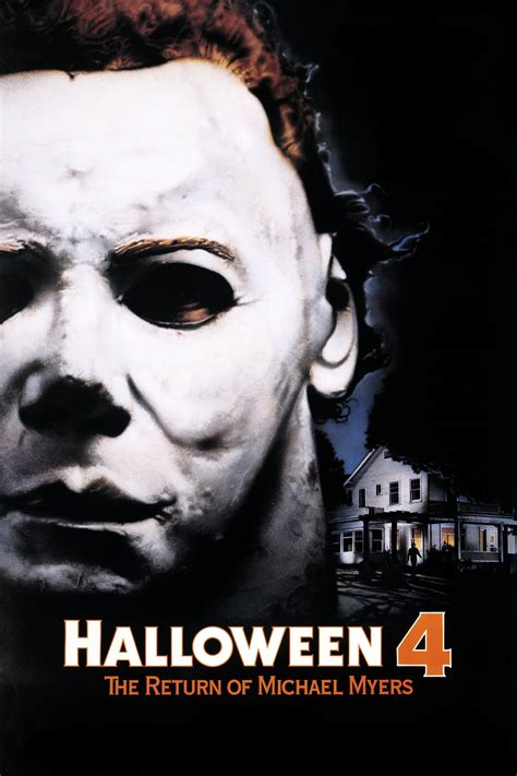 The Return Of by 4 The Return Of Michael Myers 1988 Posters