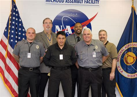 nasa security officers graduate from federal enforcement