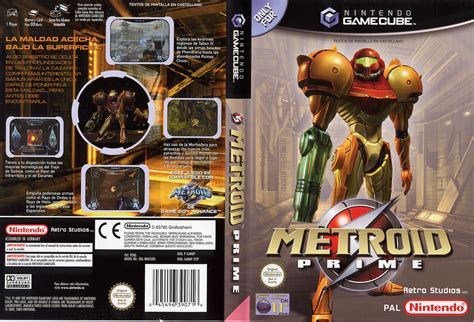emuparadise for pc metroid prime iso
