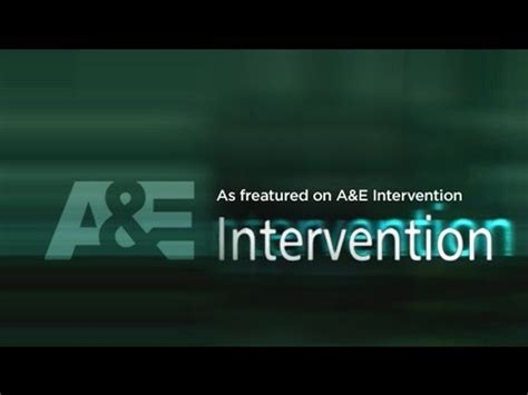 intervention show a e intervention pt 1 quot the addiction quot youtube