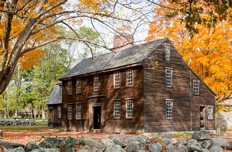 new england saltbox house icons in the new england landscape architects and artisans