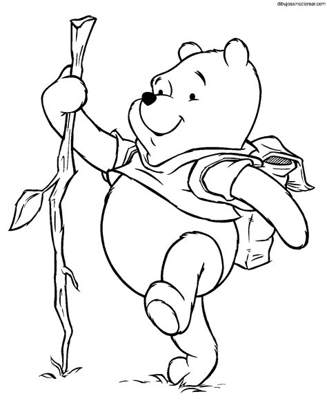 winnie pooh para pintar az dibujos para colorear dibujos sin colorear dibujos de winnie the pooh para