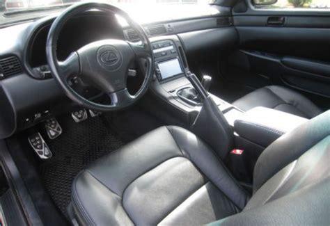 lexus sc300 manual transmission sell used 1997 lexus sc300 manual transmission 5