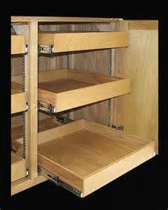 kitchen cabinet organizers pull out shelves 40 best images about cabinet storage on pinterest trash