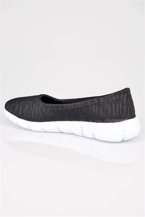 Target Voucher Gift Card Facebook - black sporty lightweight ballerina pumps in true eee fit