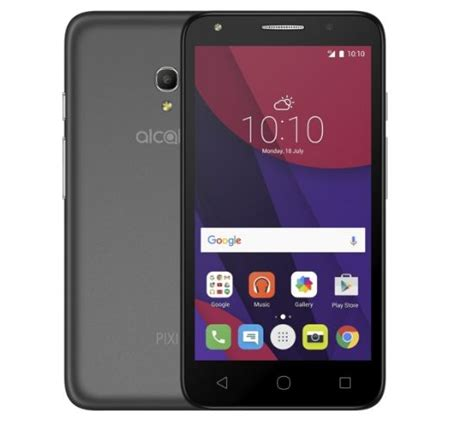 stock rom firmware alcatel onetouch pixi 4 5045d android