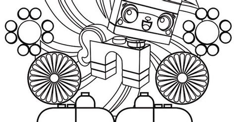 lego  coloring pages unikitty projects