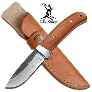 New Arrival Bna Bag Top Handle 2268 elk ridge 8 quot tang w wood handle