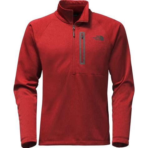 fleece zip jackets the canyonlands 1 2 zip pullover fleece jacket