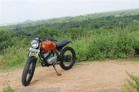 Suzuki Max 100 Modified Bike Photos by Mega Photo Gallery Of Modified Yamaha Rx 100 In India