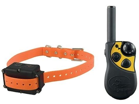 how to use electronic collars sportdog sd 400 field trainer 400 yard range electronic