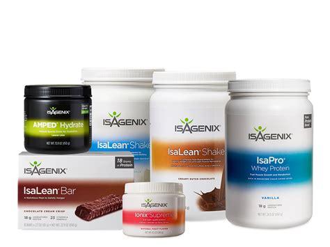 Detox And Immune Boosts For Athletes by Isagenix Athlete S Pak Abundant Energy
