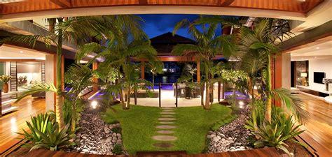 tropical rest house design tropical house chris clout design