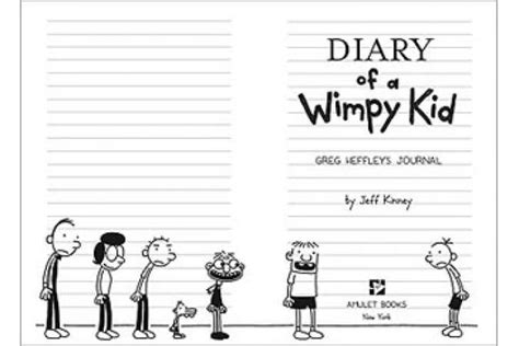 printable diary of a wimpy kid books diary of a wimpy kid book order movies author bio