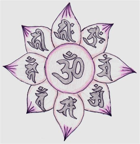 drawing of tattoos lotus flower tattoos