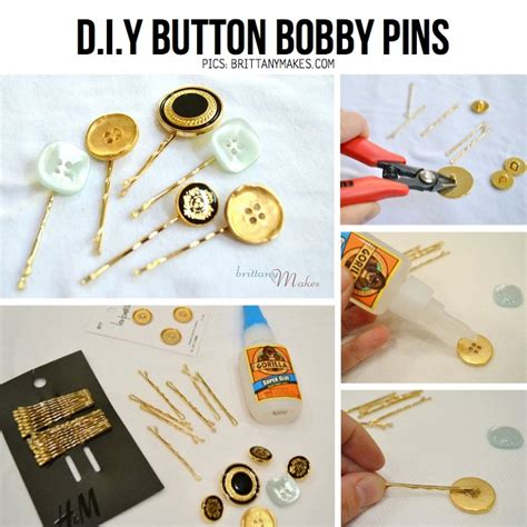 Easy Accessories Diy by 11 Easy Diy Buttons Jewelry Projects Jewelry From