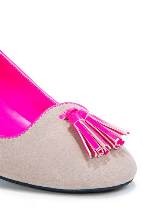 lovella in neon pink get great deals at justfab