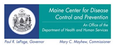 healthy living centers for disease control and prevention data cdc disease prevention dhhs maine
