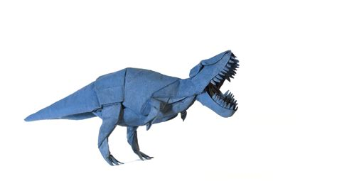 T Rex Origami - origami t rex image collections craft decoration ideas