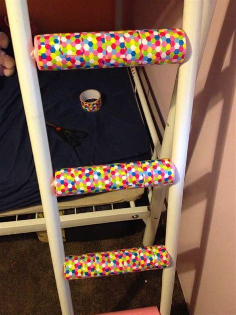 bunk bed ladder cover bunk bed ladder fix