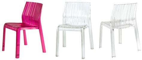 sedie trasparenti tipo kartell sedie d arredo trasparenti in policarbonato o materiali simili