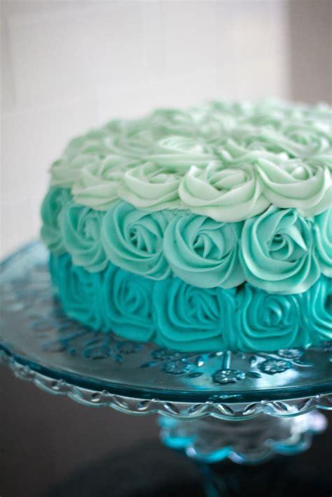 aqua cake  pinterest blue cake pops teen girl cakes  sweet  cakes