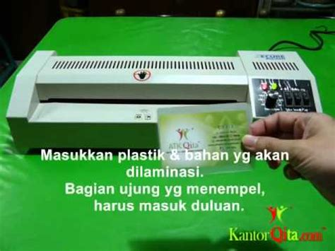 Secure Instant A3 by Mesin Laminating Secure Instant Ukuran A3