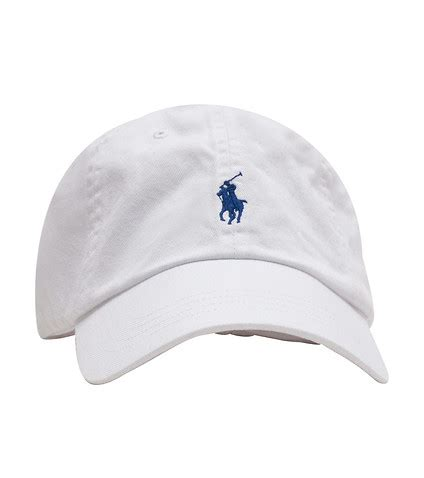 Polo Cap White white polo hat