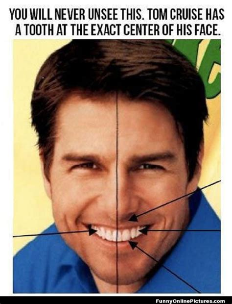 tom cruise meme tom cruise tooth meme