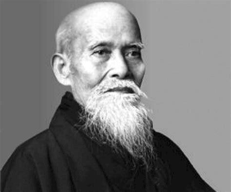 biography of a martial artist morihei ueshiba biography childhood life achievements