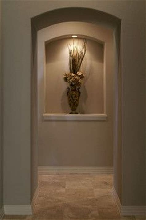 foyer niche decorating ideas 12 best images about hallway niche on