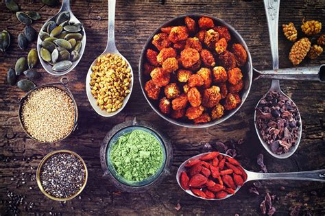 What Exactly Are Superfoods by Superfoods And Their Powers Vorrei Delicious