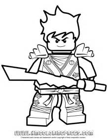 free printable lego ninjago coloring pages coloring