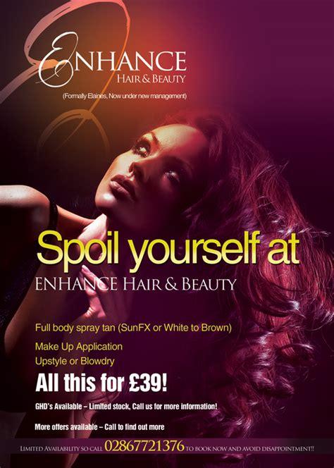 modern salon posters modern upmarket flyer design for cathal crudden by