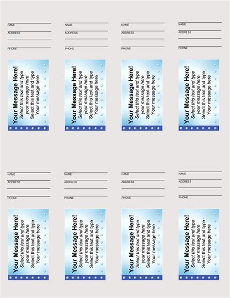 45 Raffle Ticket Templates Make Your Own Raffle Tickets Create Your Own Tickets Template Free
