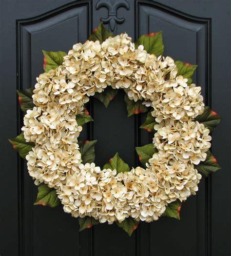 modern wreaths for front door wedding decor wedding