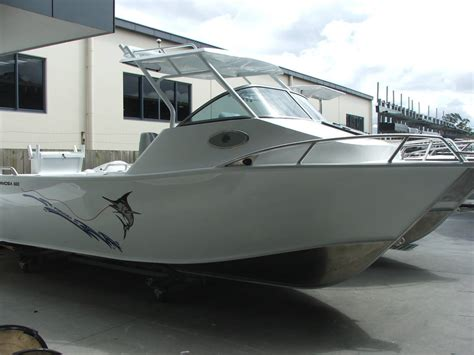half cabin boats qld new formosa 660 tomahawk half cabin power boats boats