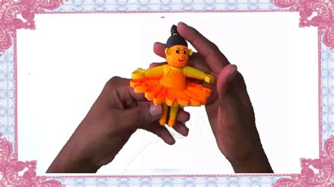 How To Make A 3d Doll Out Of Paper - paper quilling how to make 3d doll