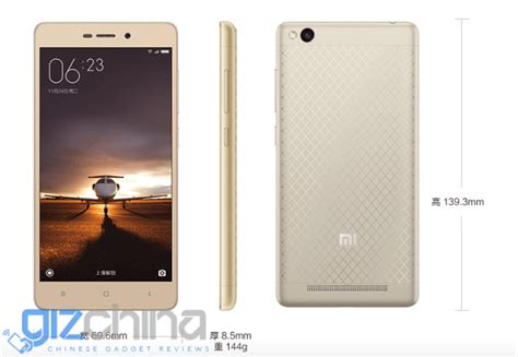 Xiaomi Redmi 3s 216gb Fingerprint xiaomi redmi 3s dibekali fingerprint sensor telset