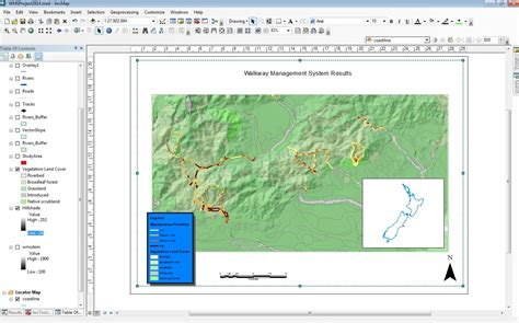 gis gestell how to add a locator map in arcmap gis