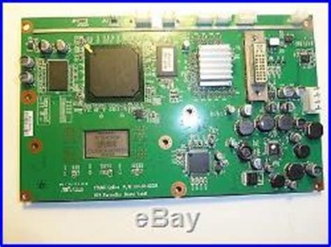 Wd 65737 L by Mitsubishi Dlp Chip 187 Dlp Chip 1910 6143 With Dmd Board