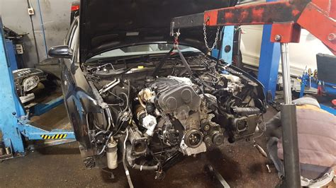 Audi 2 0 Tdi Engine Problems by Audi A4 2007 2 0 Tdi Engine Replacement And Fitting Mkl
