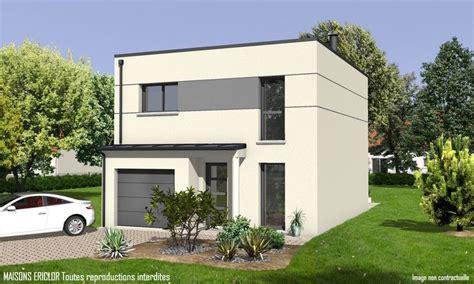 Duplex Style by Maison Moderne Toit Plat Tanais Habitat