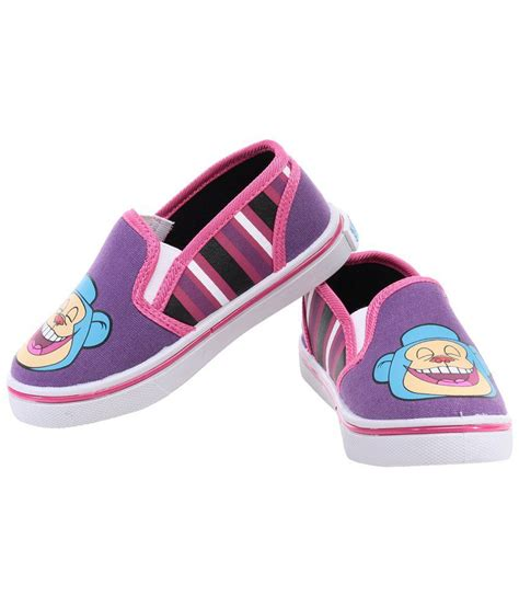 keymon purple pink casual shoes for price in india