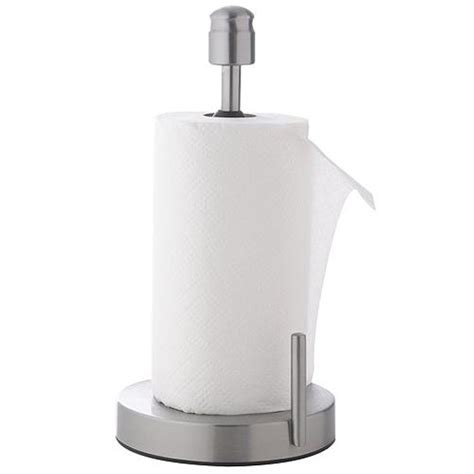 Kitchen Roll Holder by Tear Stainless Steel Kitchen Roll Holder From