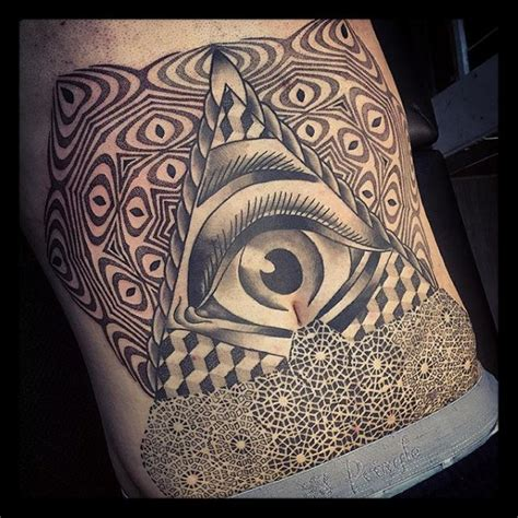 trippy tattoos designs 60 trippy tattoos for psychedelic design ideas