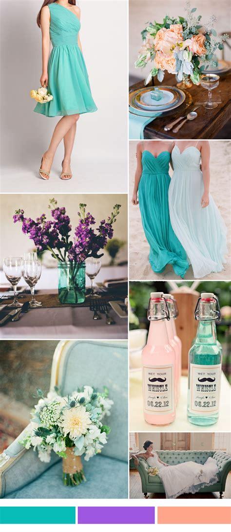25 wedding color combination ideas 2016 2017 and