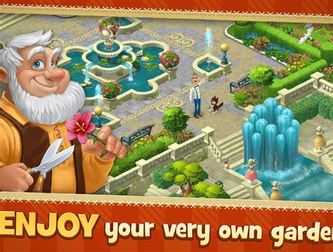 Gardenscapes On Pc Play Gardenscapeson Pc And Mac With Bluestacks Android