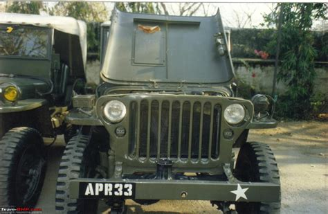 Winch For Jeep In India Jeep Willys Page 25 Team Bhp